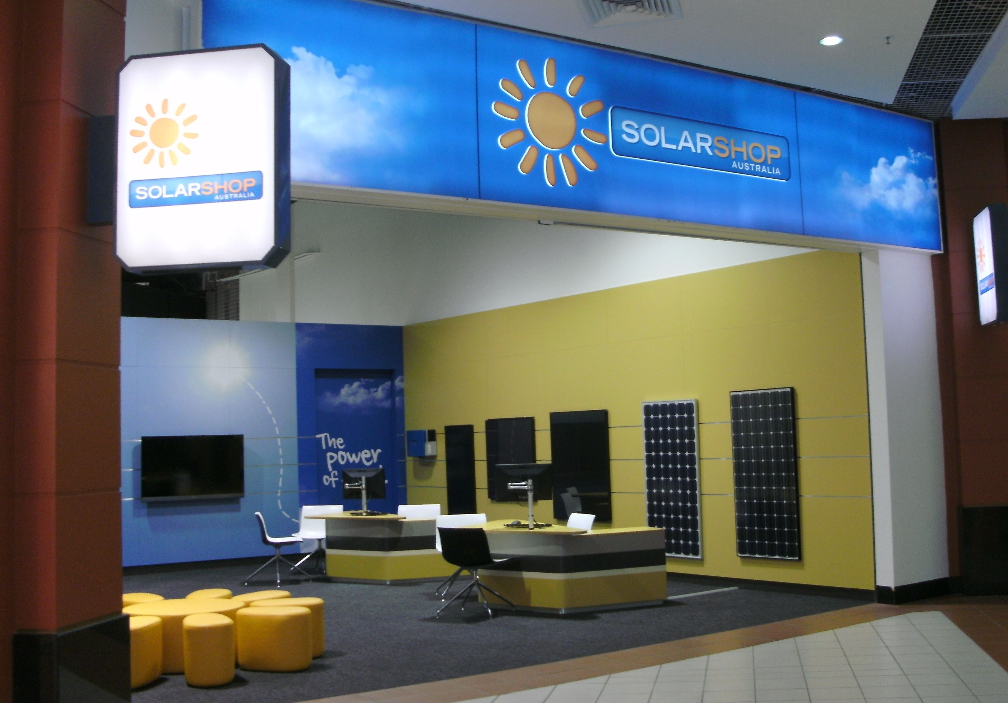 Solar Shop Opens New Concept Retail Store In Caringbah